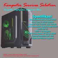 [Baru]Komputer/PC Rakitan I7 Skylake DDR4 Siap Game Berat