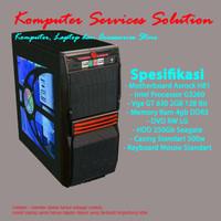 [Baru]Komputer/PC Rakitan Core Dual Core Haswell + VGA Siap Game