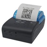 harga Mini Portable Thermal Receipt Printer 5805-DD Print Kertas Struk Tokopedia.com