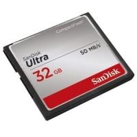 harga SanDisk Ultra Compact Flash Card (50MB/s) 32GB Kartu Memori 32 GB DSLR Tokopedia.com