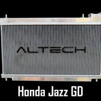 Radiator Altech Alumunium Honda Jazz GD GD3 2 Ply Racing L15A