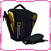 Tas Kamera DSLR National Geographic Model Segitiga Slempang Kode S