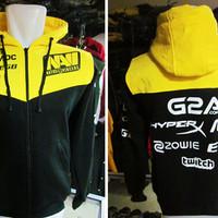 Jaket Gaming Dota 2 Dota2 CS:GO Navi Natus Vincere 2016 Hoodie Jacket