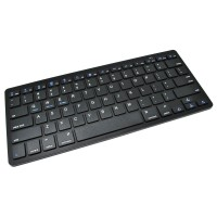 Keyboard Bluetooth Wireless, Modern, Minimalis for IOS /ANDROID/PC