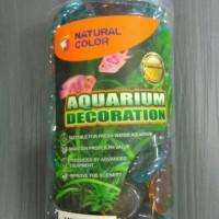 Batu Warna-Warni Hiasan Aquarium/Ornamental Store 17-19 MM