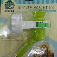 Pengait Botol Minum Hewan/Multi Direction Buckle Fastener