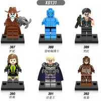 harga Watchmen Rorschach Dr Manhattan Comedian Spectre Ozy Nite Owl Lego KW Tokopedia.com