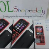 Hp Nokia 130 Garansi Resmi (Dual Sim + Support Micro SD)