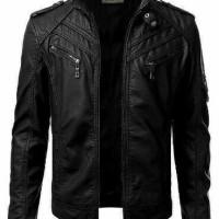 Jual jaket kulit domba asli model keren Murah