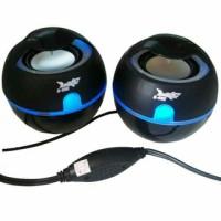 Speaker Usb Multimedia K-one D8 For laptop/Pc Komputer