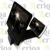 Jual Kaca Pembesar Layar Enlarge Screen Magnifier Bracket Stand 3D hp Murah