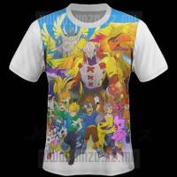 Kaos Anime Digimon Tri 2