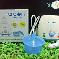 Jual Crown Home and Car Milk Warmer / Penghangat Susu Multifungsi Murah