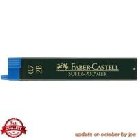 Mechanical Pencil Refill - Faber Castell - 2B 0.7mm (1 Dozen / 1 Lusin