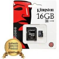 Jual Kingston MicroSD Card class 10 10mb 16GB SDHC Adaptor Micro SD Card Murah