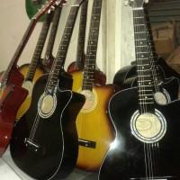 gitar akustik buat pemula murah meriah