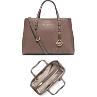 MICHAEL KORS EAST WEST SATCHEL