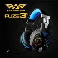 ARMAGGEDDON FUZE 3C GAMING HEADSET