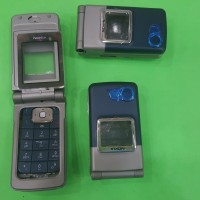 Nokia 6255 Ori.Casing Housing Kesing Cs 6255 Fullset