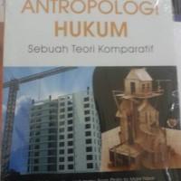 Antropologi Hukum Leopold Pospisil