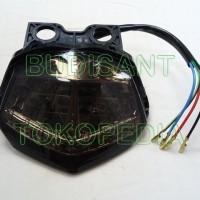 Stop Lamp lampu Stop + Sen LED JPA Ninja 250 karbu & NINJA 150 NEW RR