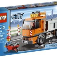 LEGO CITY 4434 Dump Truck