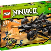 Lego Ninjago 9444 Coles Tread Assault