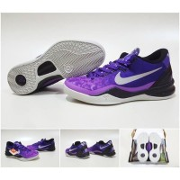 SEPATU BASKET Kobe 8 Gradient Purple Black (Premium Import)