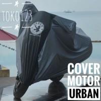 Sarung motor / Cover motor URBAN untuk NINJA 250 / R25 / CBR