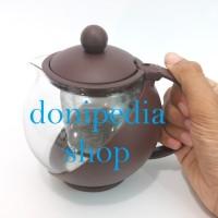 Harga teko saringan teh kopi 750 ml aurora ceret cerek filter | antitipu.com