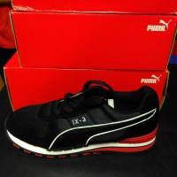 Sepatu Casual Sneakers Puma TX-3 Modern Black 100% Original