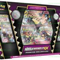Pokemon TCG: Mega Mawile-EX Premium Collection Card Game