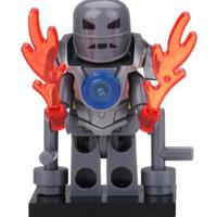 Iron Man Mark Mk 1 Marvel Avengers Super Heroes - Lego Bootleg Decool