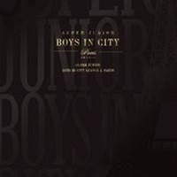 Super Junior Boys in City 4 oleh SUPER JUNIOR