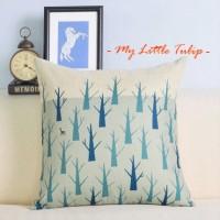 harga Dekorasi Kursi Sofa Elegan Modern Biru Ranting Pohon 45 cm Bantal Sofa Tokopedia.com