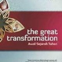 THE GREAT TRANSFORMATION-NEW (Karen Armstrong) Diskon