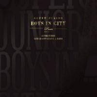 SUPER JUNIOR BOYS IN CITY 4 PARIS - Super Junior Limited