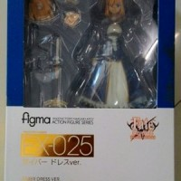 Figma Saber Dress ver.