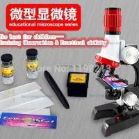 Jual Mikroskop Pelajar Mini 1200x Pembesaran Murah