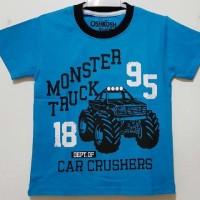 Kaos Karakter Monster Truck