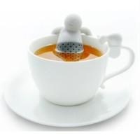 Jual Saringan Teh UNIK / Mr. Tea Infuser  - Gray E200 Murah