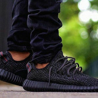 Jual YEEZY BOOST (Black Pirate) Best Premium Quality Murah