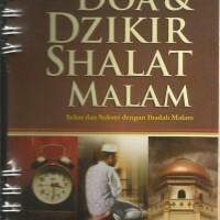 Doa & Dzikir Shalat Malam