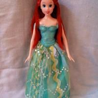 Jual boneka barbie disney ariel mermaid Murah