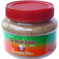 Jahe Merah Bubuk Murni Cangkir Mas 200 gr (tanpa gula)
