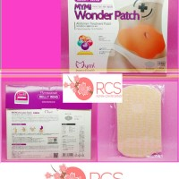Mymi Wonder Patch ~ Slimming Patch ~ Koyo Pelangsing ~ INA Slimpatch