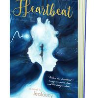 harga Heartbeat (Novel Wattpad) Bonus Gelang Jangkar dan tanda Tangan Tokopedia.com