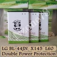 Baterai LG X145 X-145 X 145 L60 Double Power Protection DJASO