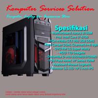 [Baru] Komputer/PC Rakitan I7 Skylake Gaming Edition Siap Pakai