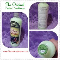 The Caviar Conditioner Bpom Original Asli Condisioner Kuda Kaviar Ori
